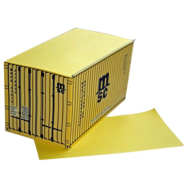 Containermemoblok