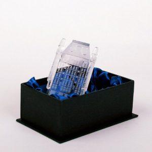 Kristallen huisjes