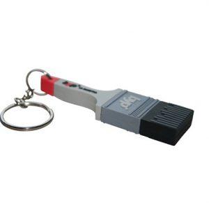 USB verfkwast